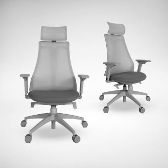 Yoriko Highback Office Chair